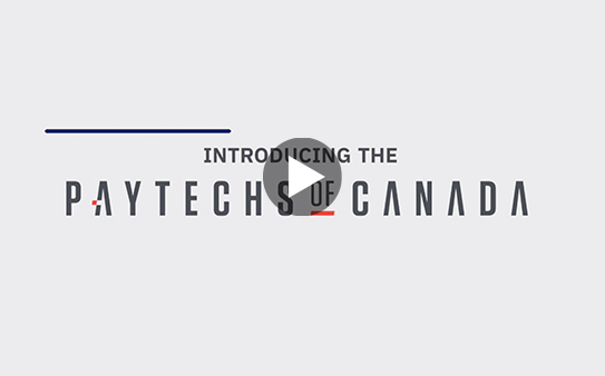 Laurence Cooke introduces the Paytechs of Canada