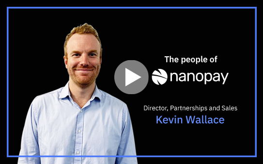 The People of nanopay: Kevin