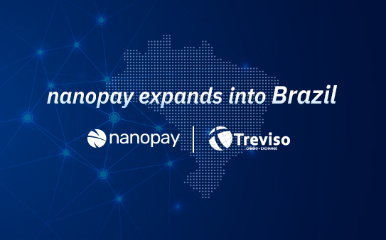 nanopay expands into Brazil with white-label international payment solution for brokers